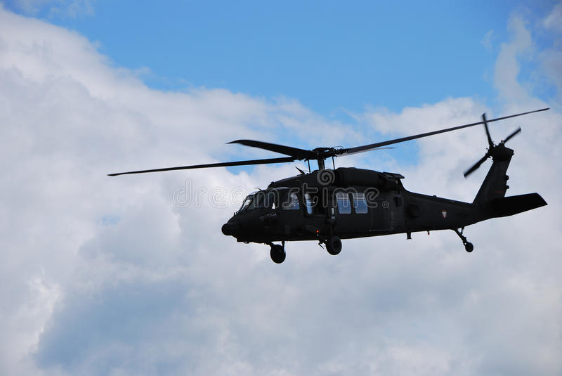 Download Military helicopter stock image. Image of coud, airplane - 23876009