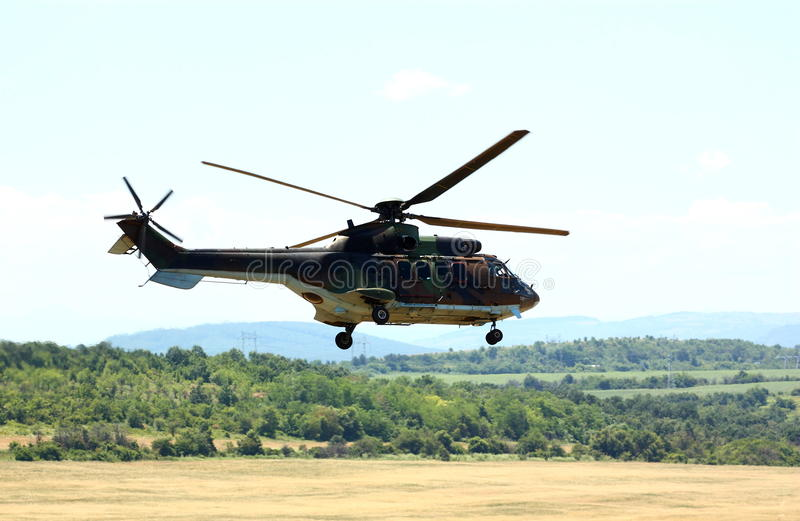 Download Military helicopter stock photo. Image of patrol, guard - 25396320