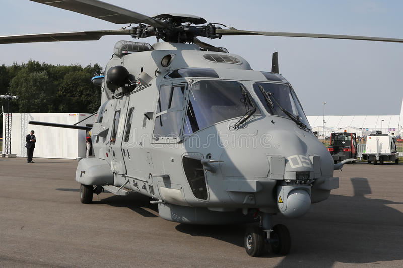 Military helicopter NH Industries NH90 NFH