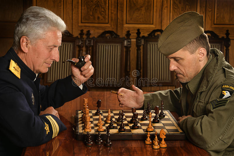 Download Military mature general stock image. Image of army, playing - 42020457