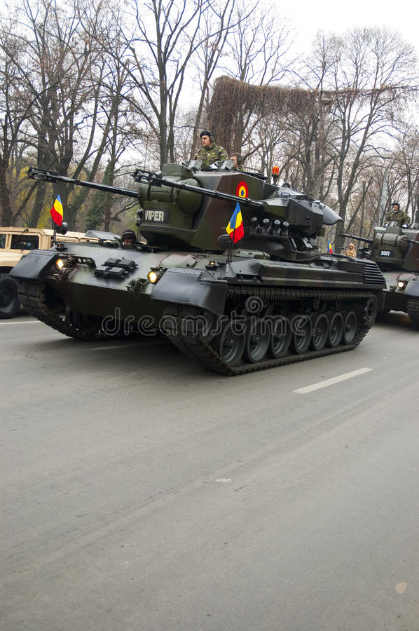 Download Military parade editorial stock photo. Image of armoured - 12010338