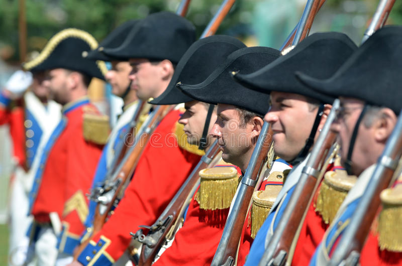 Download Military parade editorial photo. Image of arms, musicians - 25826406