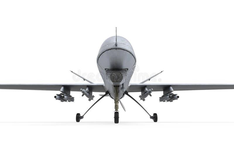 Military Predator Drone royalty free stock photography