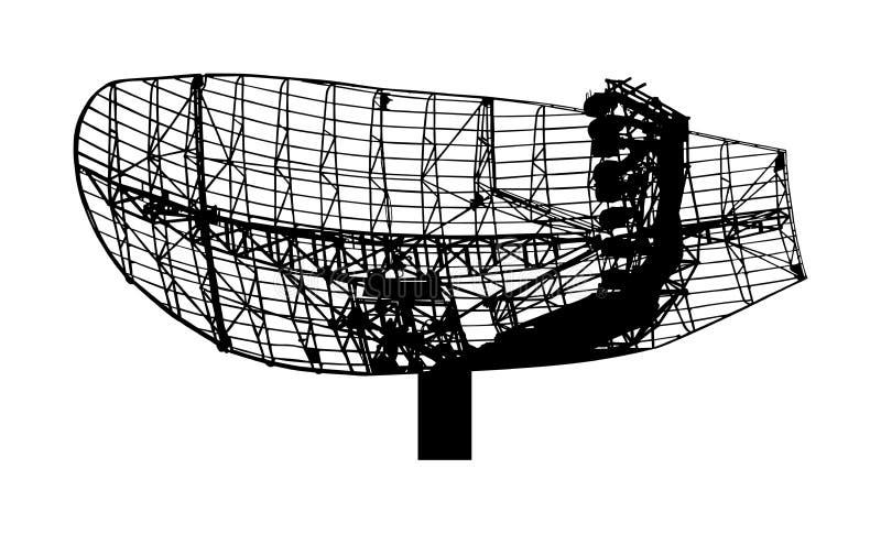 Military Radar Stock Illustrations 3 120 Military Radar