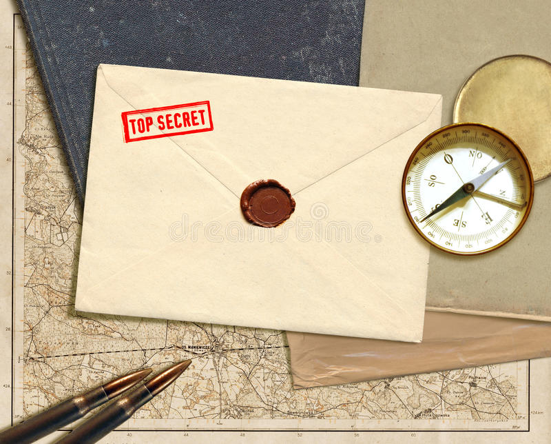 Download Military secret document stock image. Image of envelope - 18057409