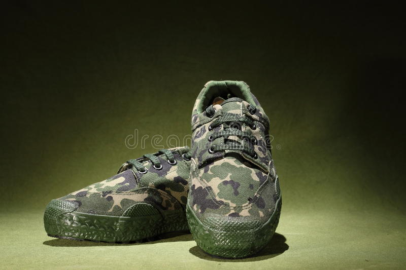 Download Military Shoes Royalty Free Stock Photos - Image: 26432718