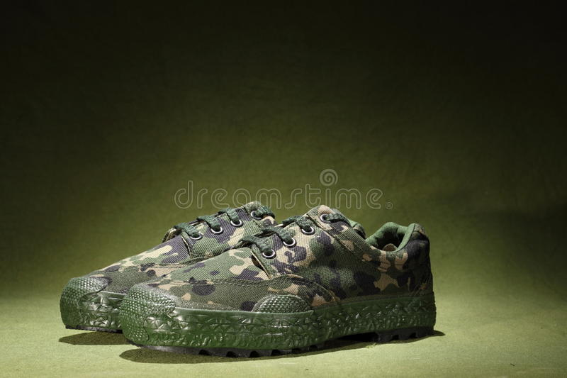 Download Military Shoes stock photo. Image of combat, nobody, footwear - 26432728