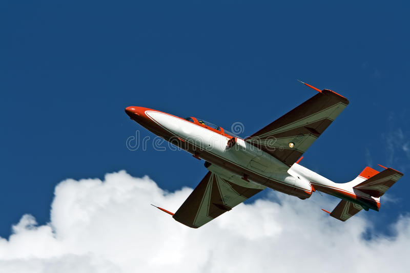 Download Military training jet stock image. Image of airplane - 10716385