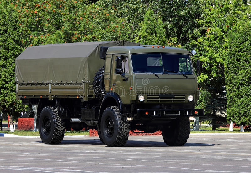 military transport vehicle stock illustration illustration of water 65993944. Black Bedroom Furniture Sets. Home Design Ideas