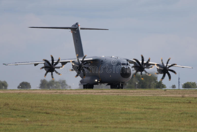 Download Military Transporter Airbus A400M Editorial Stock Photo - Image: 26613823