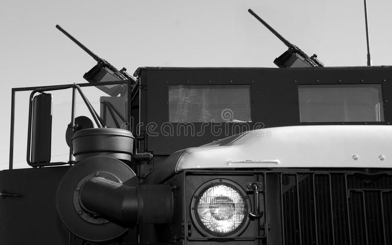 Download Military Vehicle stock photo. Image of enemy, weaponry - 6948548