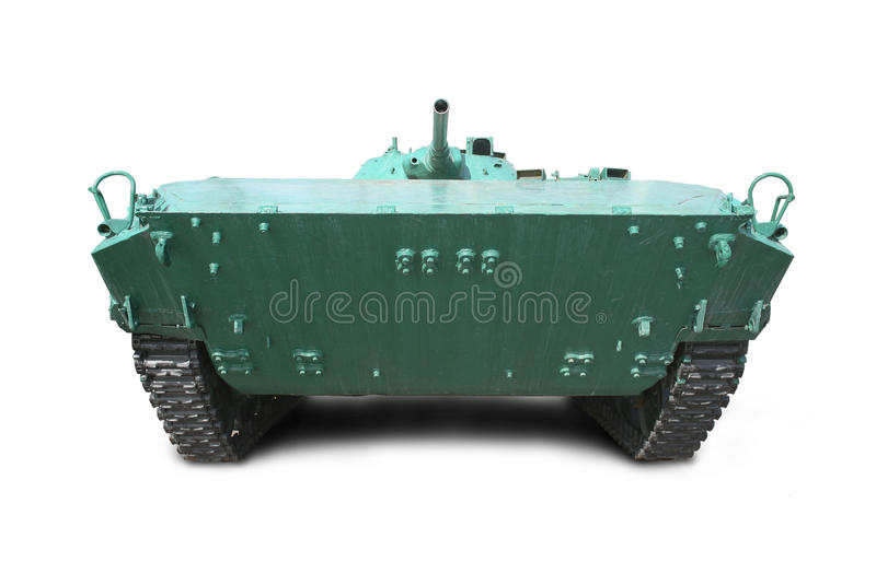 Download Military vehicle on tracks stock image. Image of transportation - 25063621