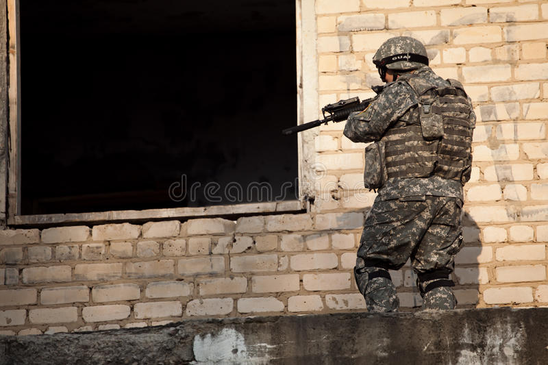 Military royalty free stock images