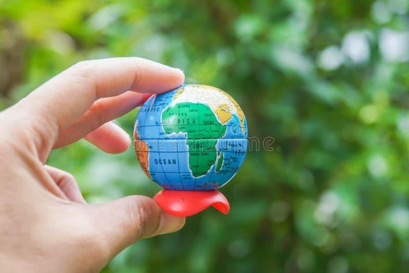 Miljöbegreppet som sparar världen, är folkansvar arkivbild