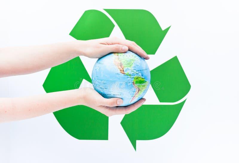 Miljöskydd royaltyfria foton