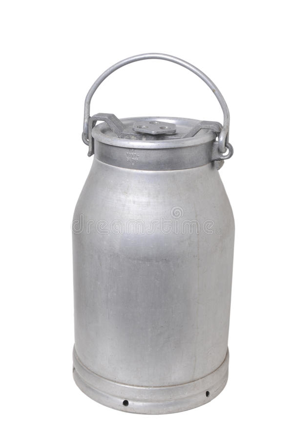 Download Milk can stock image. Image of country, rustic, isolated - 22712657
