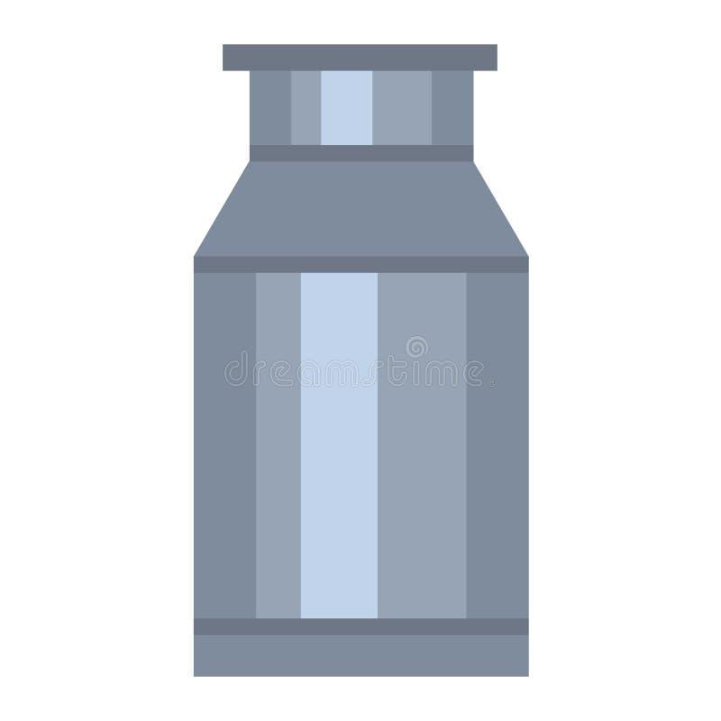 Milk can vector illustration vector illustration