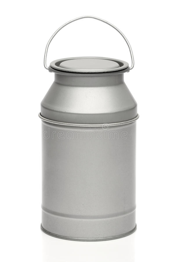 Download Milk Canister. Milk Container Stock Image - Image: 22252817