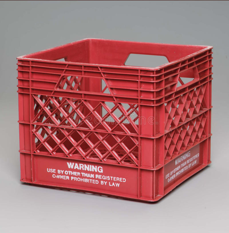 Free Milk Crate Stock Images - 14925454