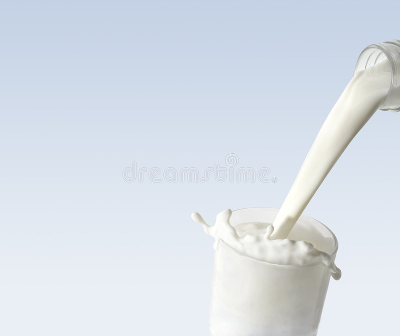 Download Milk Glass Royalty Free Stock Image - Image: 4213356