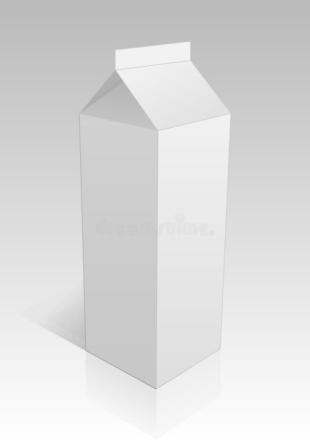 Download Milk pact stock vector. Image of computer, image, empty - 21520625