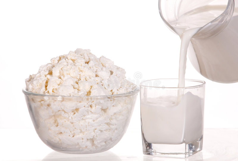 Milk product royalty free stock photos