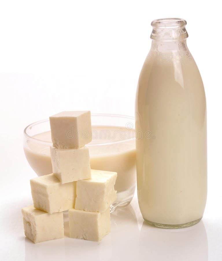 Free Milk Products Royalty Free Stock Photos - 11064698