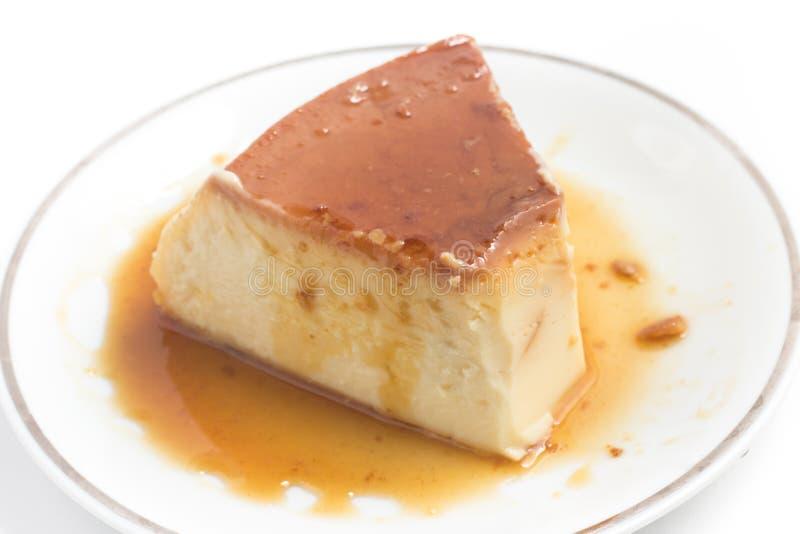 Download Milk Pudding. Brazilian Flan Stock Photo - Image: 83701875
