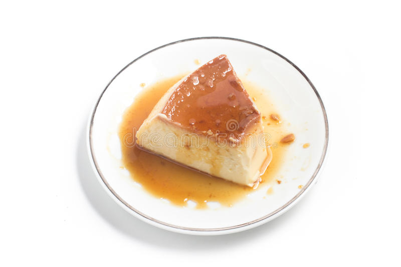 Download Milk Pudding. Brazilian Flan Stock Image - Image: 83702147