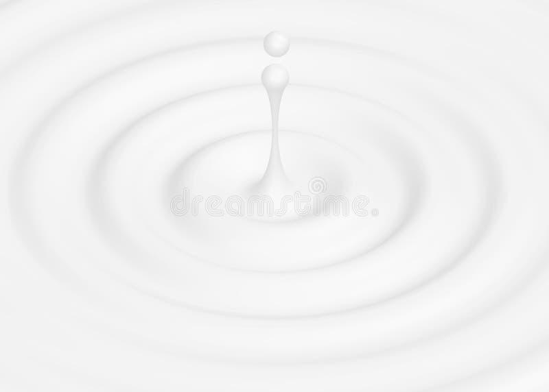 Download Milk ripple stock illustration. Image of wave, liquid - 11743445