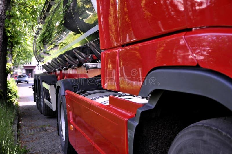 Download Milk tank stock photo. Image of bright, auto, freight - 5267488