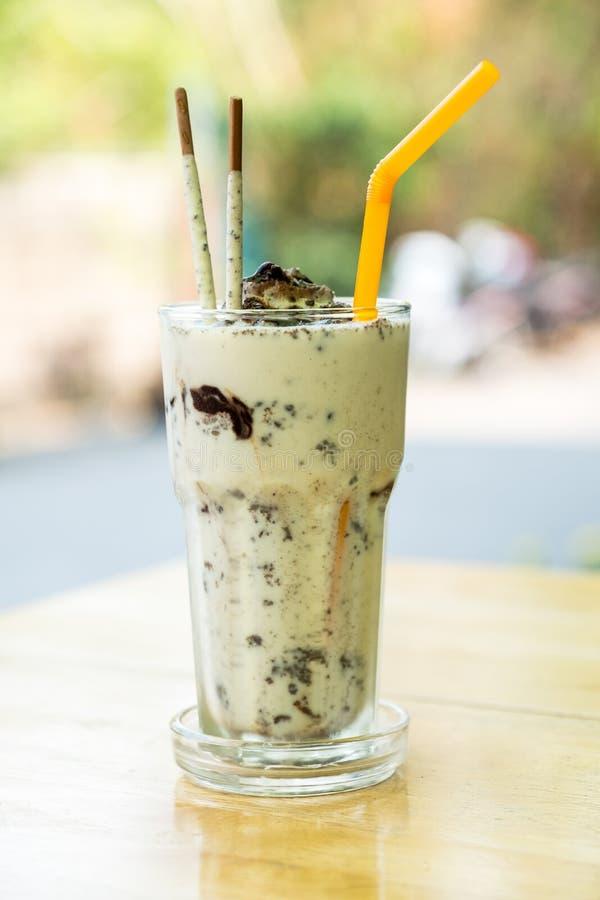 Milkshake stock foto