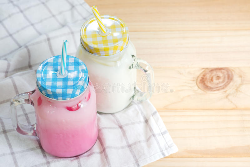 milkshakes стоковые фото