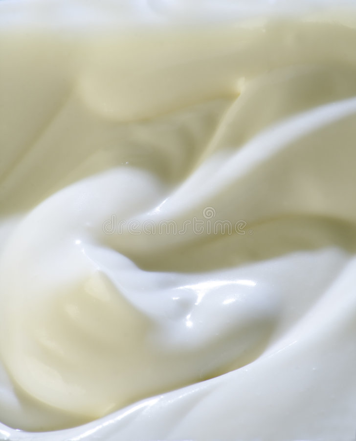 Free Milky Cream Surface Stock Photography - 3203042