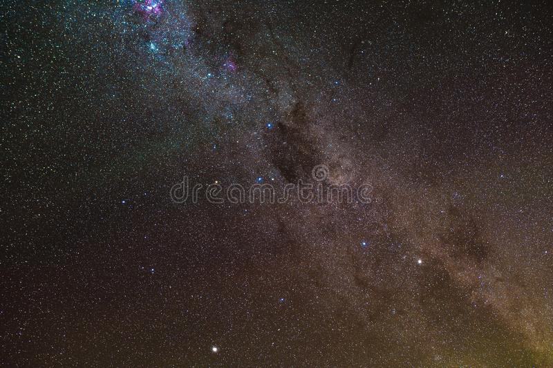 Download Milky Way stock image. Image of stars, zealand, zelanda - 23492143