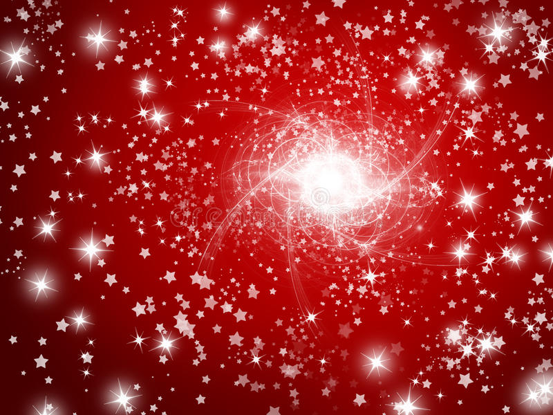 Download Milky Way Of Christmas Stock Image - Image: 22456611