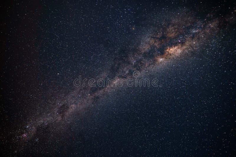 Milky Way Illustration royalty free stock photo