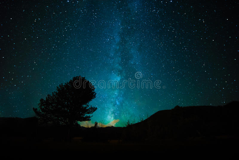 Milky Way In Night Skies Free Public Domain Cc0 Image