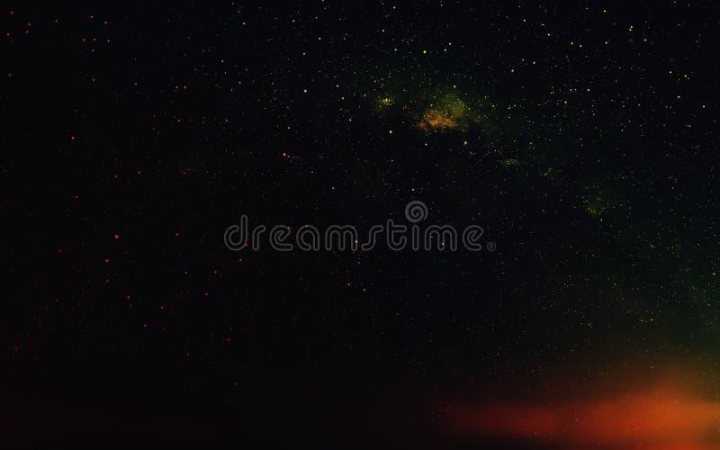 Milky Way In Night Sky Free Public Domain Cc0 Image