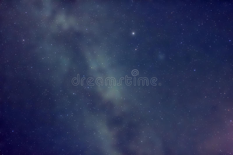 Milky Way Space Royalty Free Stock Image