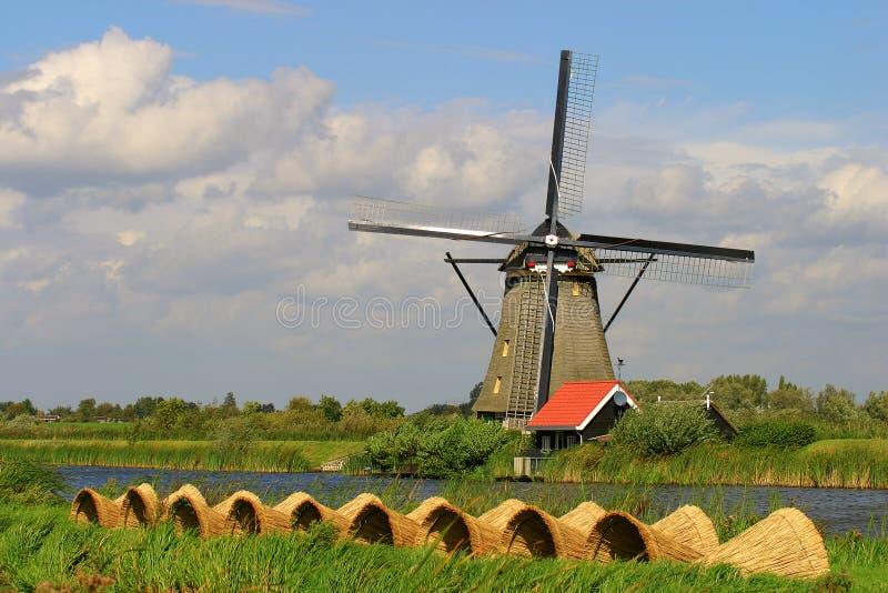 mill. zdjęcie stock
