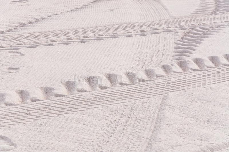 Mille du sable, texture de sable image stock