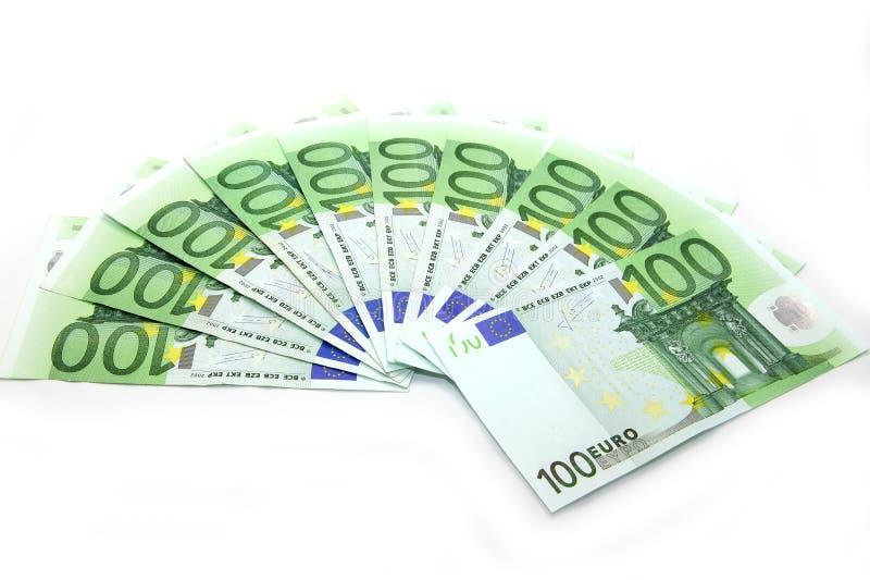 Mille euros photo stock