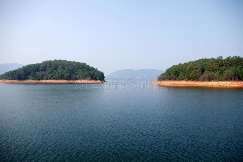 Mille lacs island images libres de droits