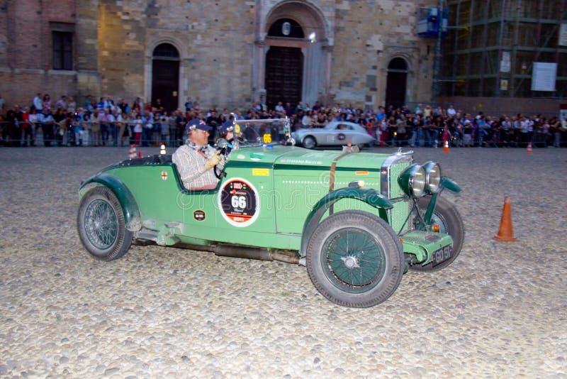 Download Mille Miglia editorial image. Image of epoque, bentley - 19509605