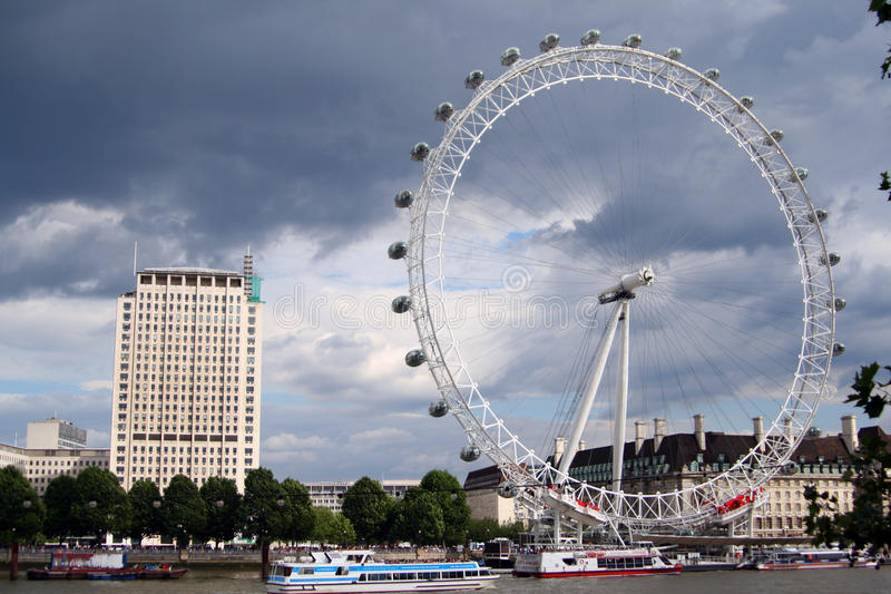 Download Millenium Wheel Editorial Stock Photo - Image: 24897513