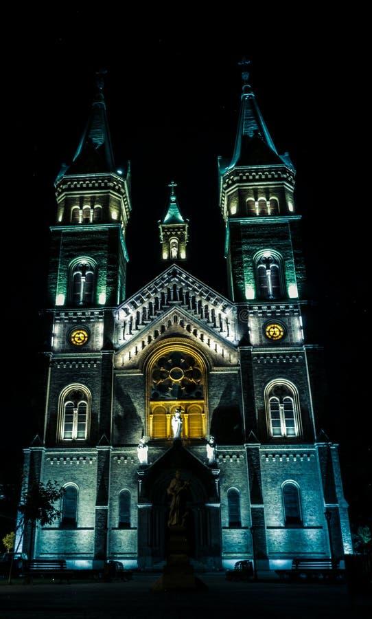 Millennium ChurchIn Timisoara stock images