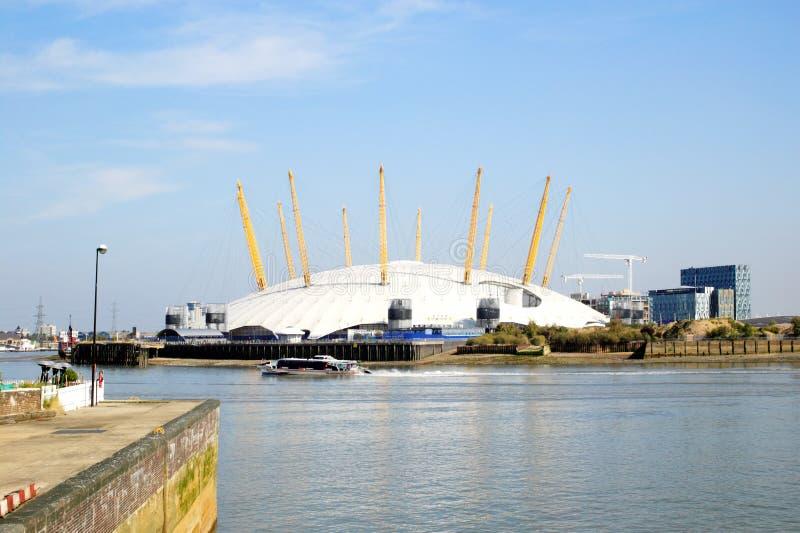 Millennium Dome fotografia stock