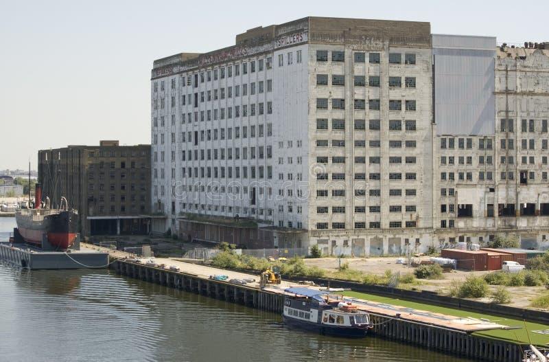 Download Millennium Mills, Royal Victoria Docks Stock Image - Image: 25888245