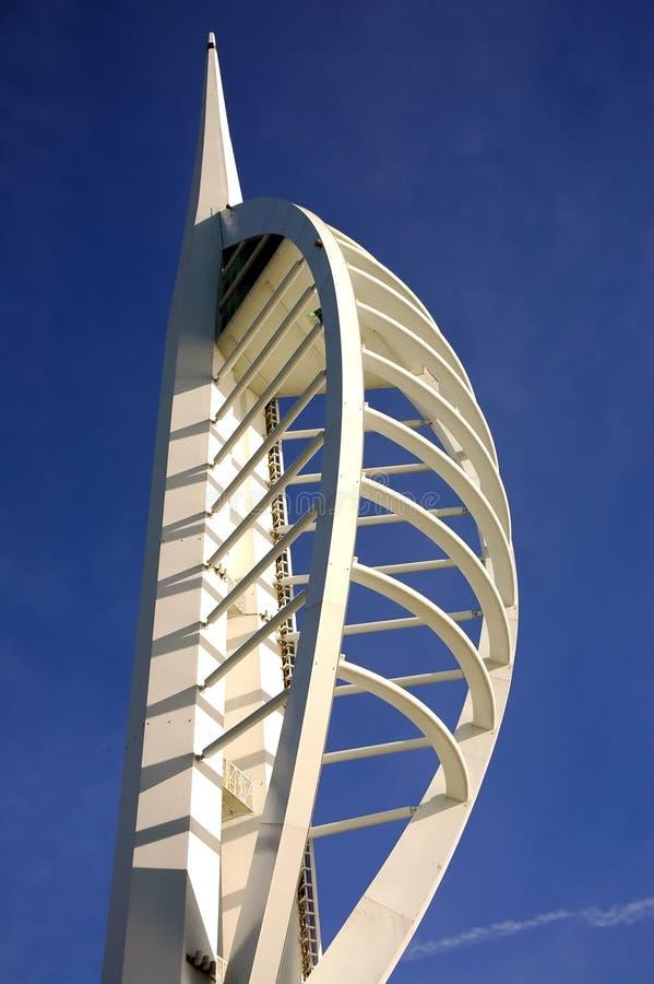 Millennium Spinnaker Tower In Portsmouth Editorial Photo
